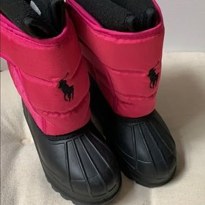 Snow Boots NWOT